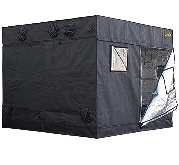 Gorilla Grow Tent LTGGT88 Tent 8u0027 x 8u0027 ...  sc 1 st  Amazon.com & Amazon.com : Gorilla Grow Tent LTGGT88 Tent 8u0027 x 8u0027 x 6u00277 ...