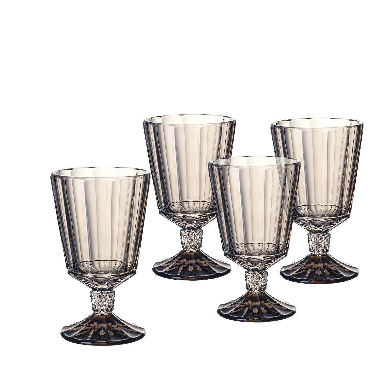 Villeroy /& Boch Op/éra Calici da Vino Bianco Set da 4 Cristallo Trasparente 225 milliliters