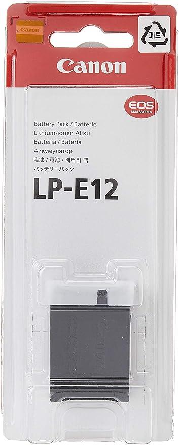 Batería para Canon EOS M100//LP-E12