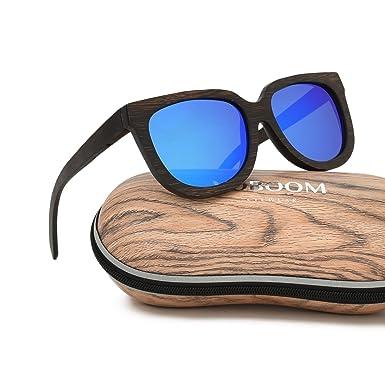 VOBOOM - Lunettes de soleil - Homme - marron - 81PjNgc