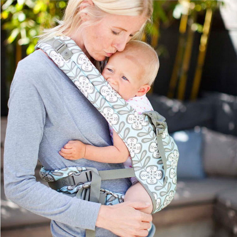 Amazon.com : Ergonomic Baby Carrier Backpack Baby Carrier Wraps Newborn Baby Sling Mochila Portabebe Ergonomico Baby Kangaroo, Black Star : Baby