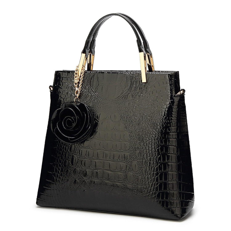HAOXIAOZI Mode Sac à Main Liu Nail Messenger Bag Sac Messenger,Black