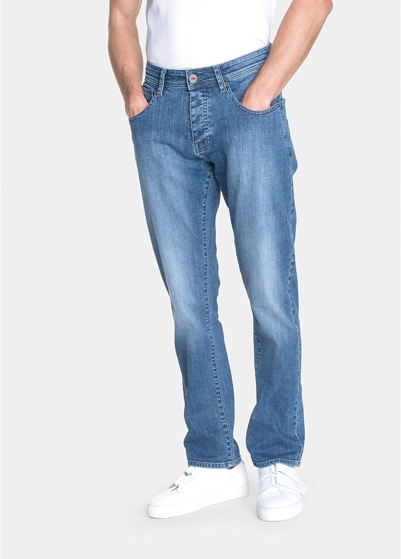 883 Police Cassady mot 551 Regular Fit Jeans.