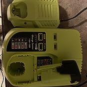 CatcherMy Chargeur De Batterie Au Lithium pour RYOBI P117