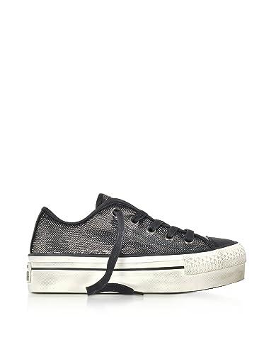 Femme Toile Baskets Et Chaussures Sacs Noir Converse 559047c PFwPAd