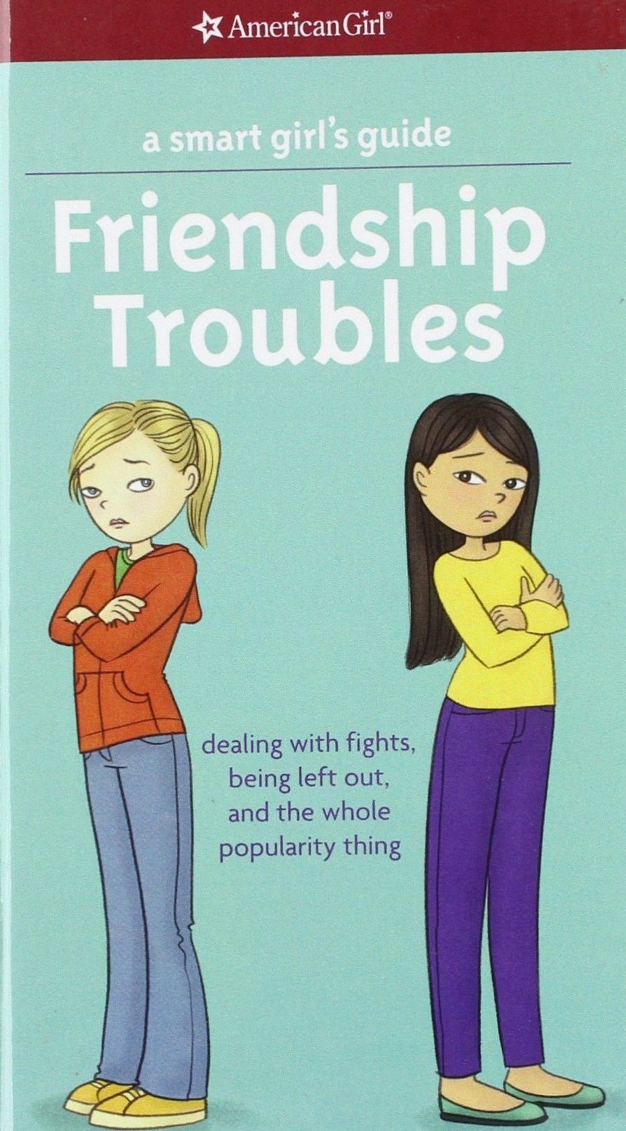 Download Friendship Troubles (Turtleback School & Library Binding Edition) (A Smart Girl's Guide) pdf