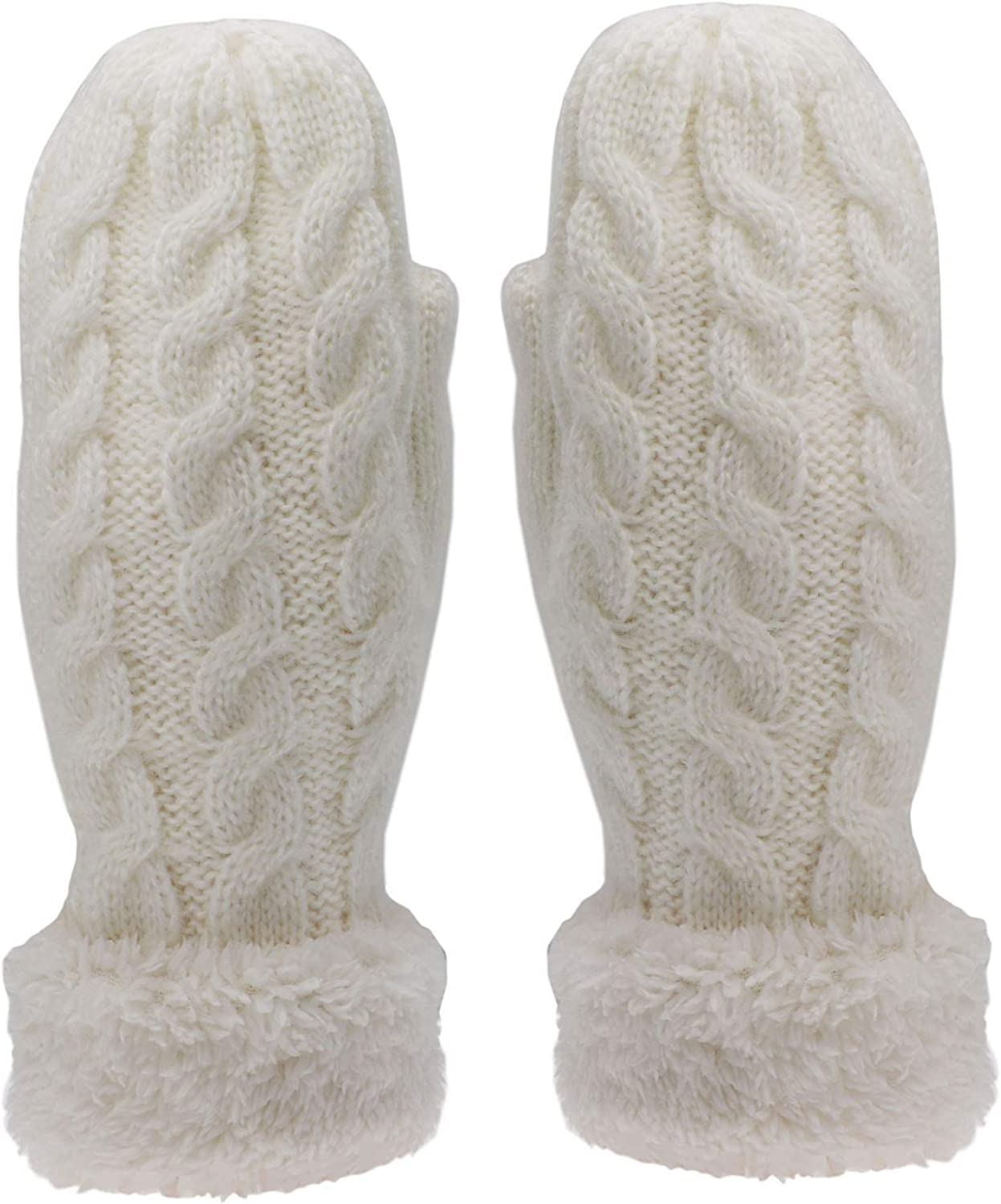 Women's Winter Mittens Cold...