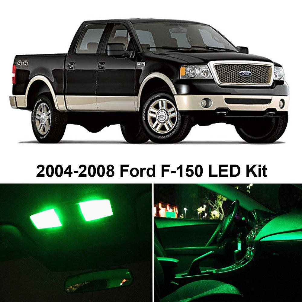 2005 Ford F150 Led Interior Lights