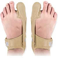 Bunion Corrector For Women&Men,Big Toe Separator Hallux Valgus Corrector Tailors Bunion Corrector Orthopedic Bunion…