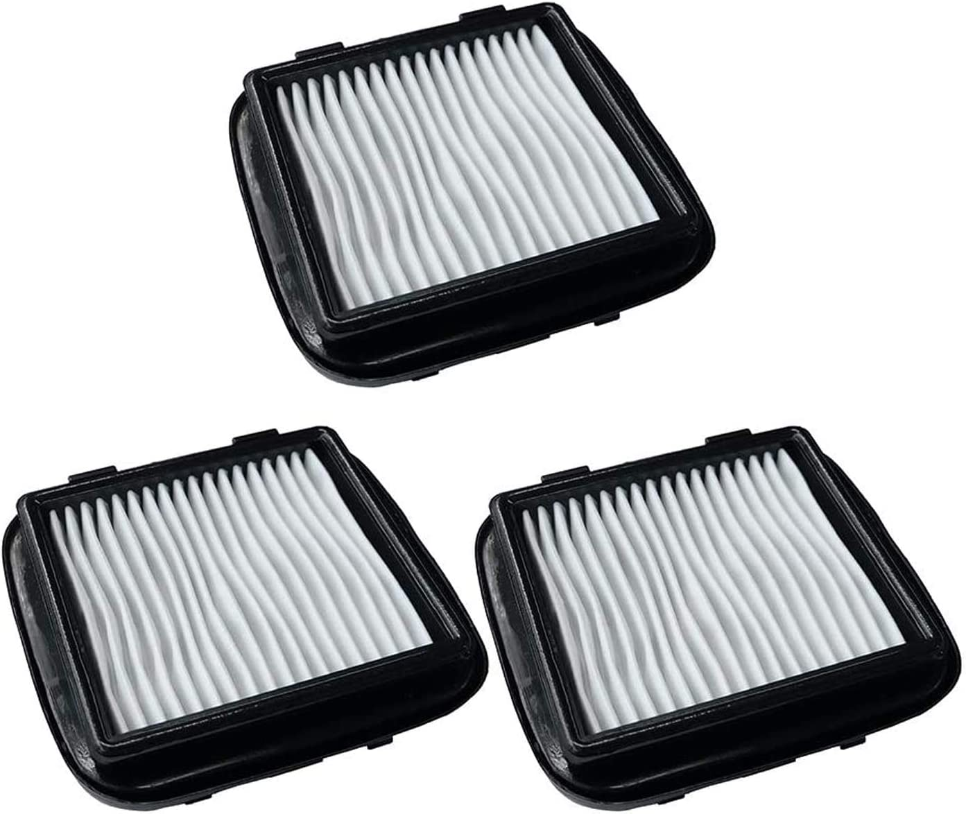 Reinlichkeit 3 Pack Replacement 97D5 Filter Comepatible with Bissell Automate Cleanview Part 2037416, 2031432, Fits 27K6, 33A1B, 47R5A, 47R5B, 33A1, 47R5, 47R51