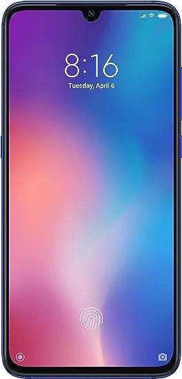 Xiaomi Mi 9 4G 64GB Dual-SIM Ocean Blue EU: Xiaomi: Amazon.es: Electrónica