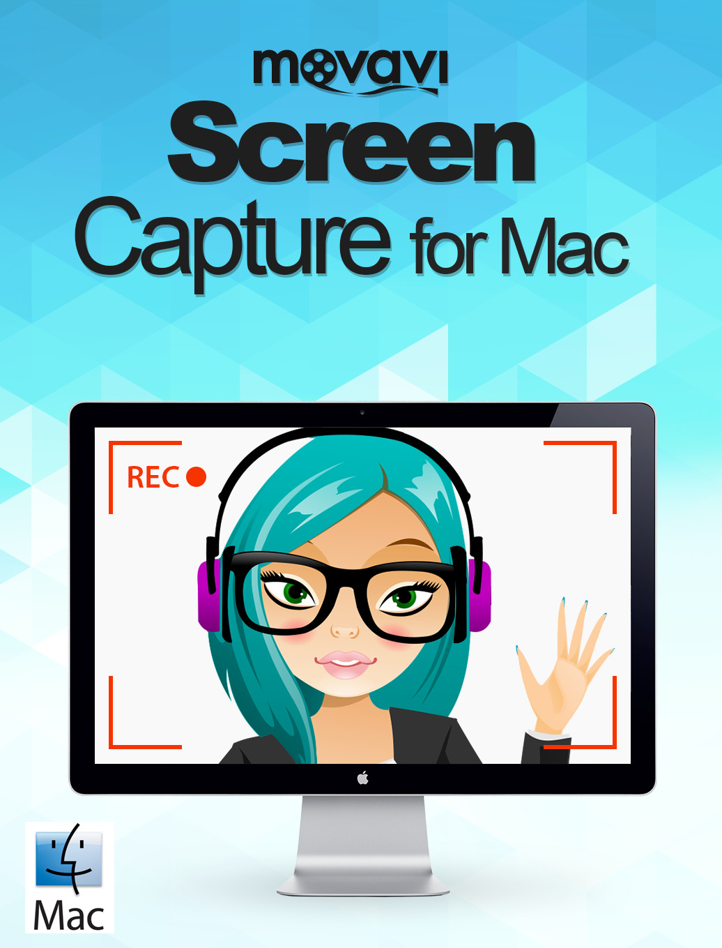 Movavi Screen Capture for Mac 4 Personal Edition [Download] by Movavi