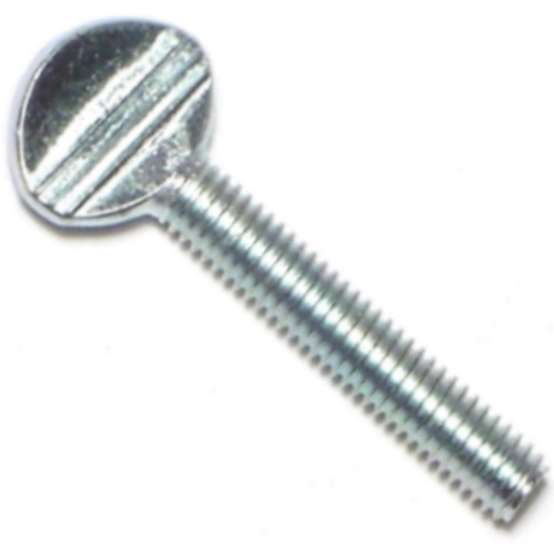 Cast Iron Spade-Head Thumb Screw Thread Size M6-1