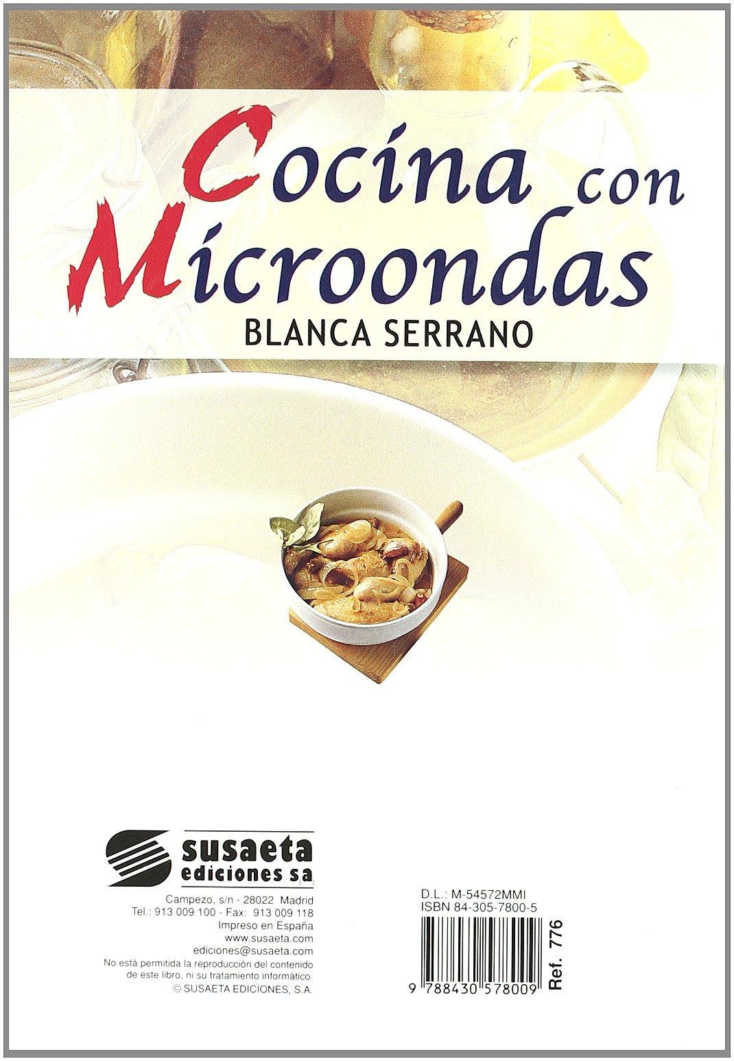 Cocina Con Microondas (Susaeta): Amazon.es: Susaeta, Equipo ...
