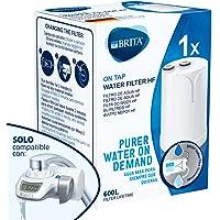 BRITA On Tap HF (versión 2019) | 1 Cartucho filtrante de agua | Recambio de filtro de agua compatible con BRITA On Tap…