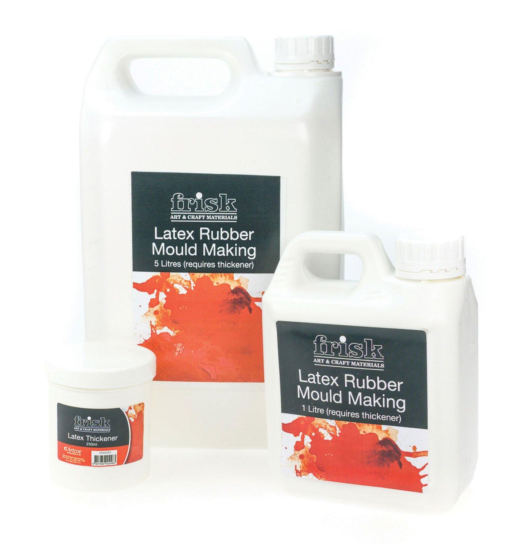 Trustleaf 250ml Liquid Latex Thickener Gel for Professional Moulds