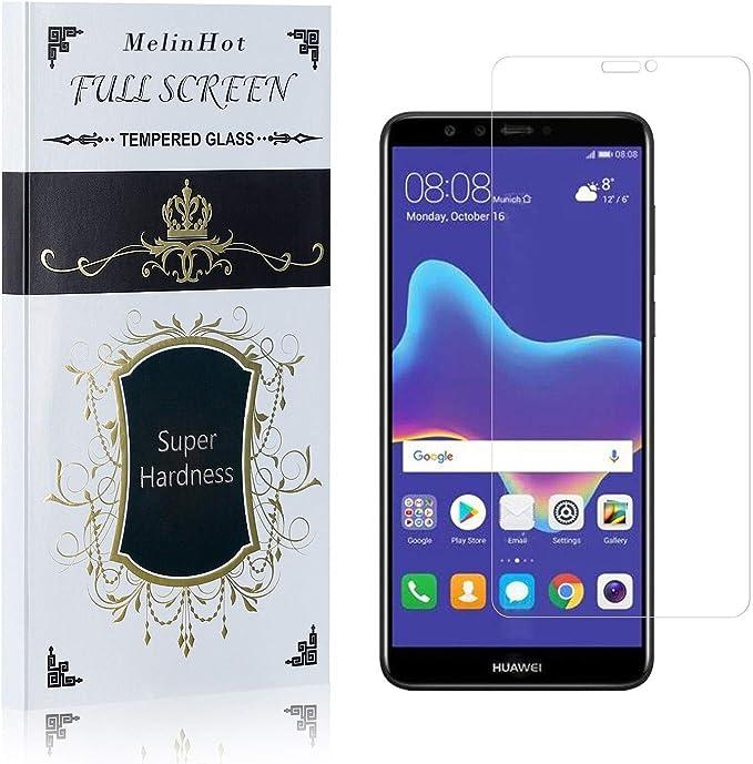 Displayschutzfolie Für Huawei Y9 2018 Melinhot 3d Elektronik