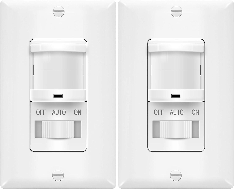 Shop PIR Motion Sensor Light Switch from Amazon on Openhaus