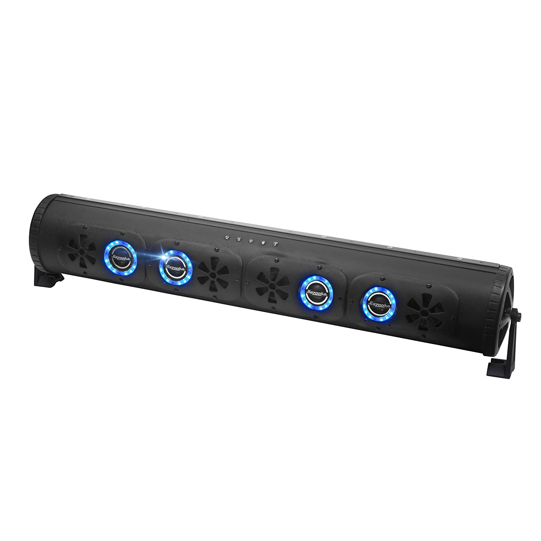 Amazon.com: Bazooka BPB24 - 24in Bluetooth Party Bar Off Road Sound ...