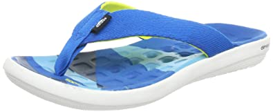 adidas Climacool Boat Flip Sandals Unisex-Adult Blue Blau (Craft Blue F12    Light 077cda549d