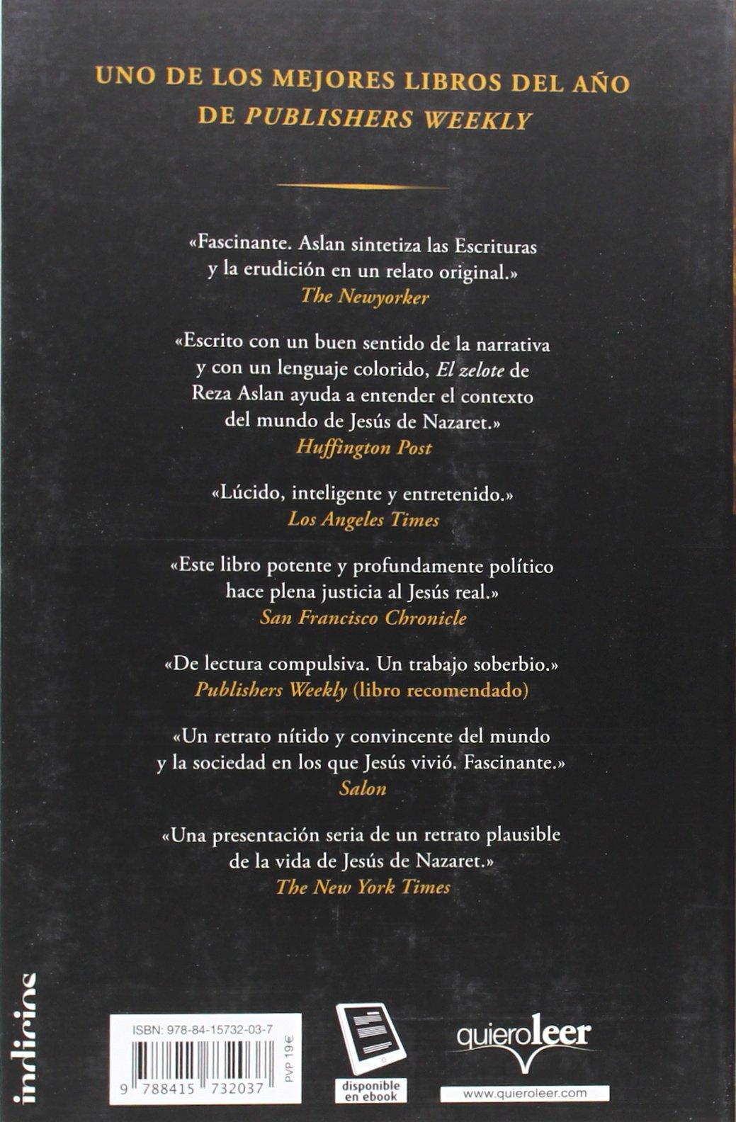 El zelote (Spanish Edition) by Reza Aslan
