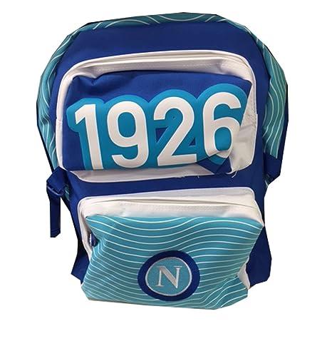 229556001c Zaino SSC Napoli 1926: Amazon.it: Valigeria