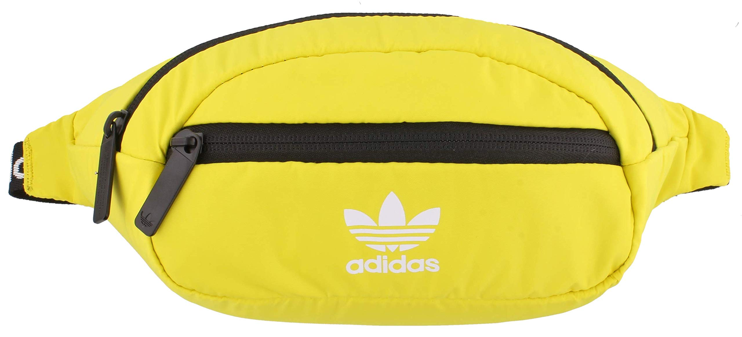 adidas Originals Unisex National Waist Pack, Yellow, ONE SIZE by adidas Originals