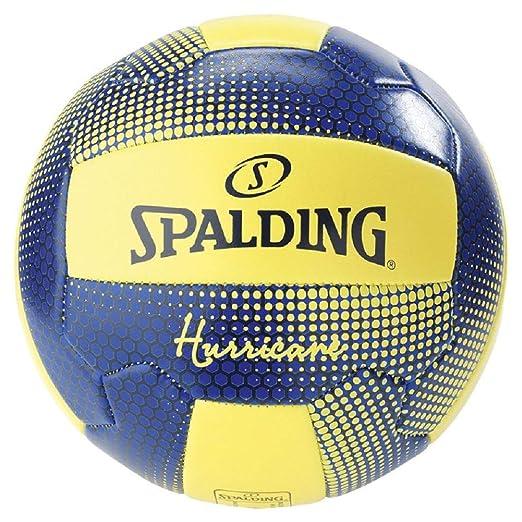 Spalding - Balón de Voleibol Playa, Color Amarillo, tamaño 5 ...