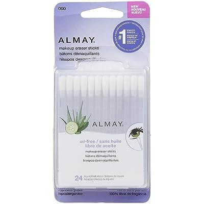 Almay Makeup Eraser Sticks 24 ea (Pack of 5)