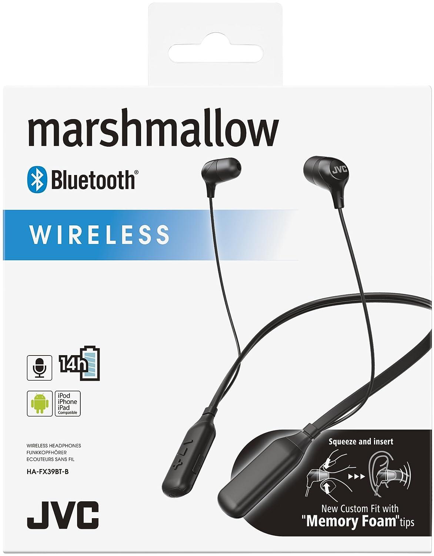 d1cabd23b56 JVC Marshmallow Wireless Bluetooth Sports In Ear: Amazon.co.uk: Electronics
