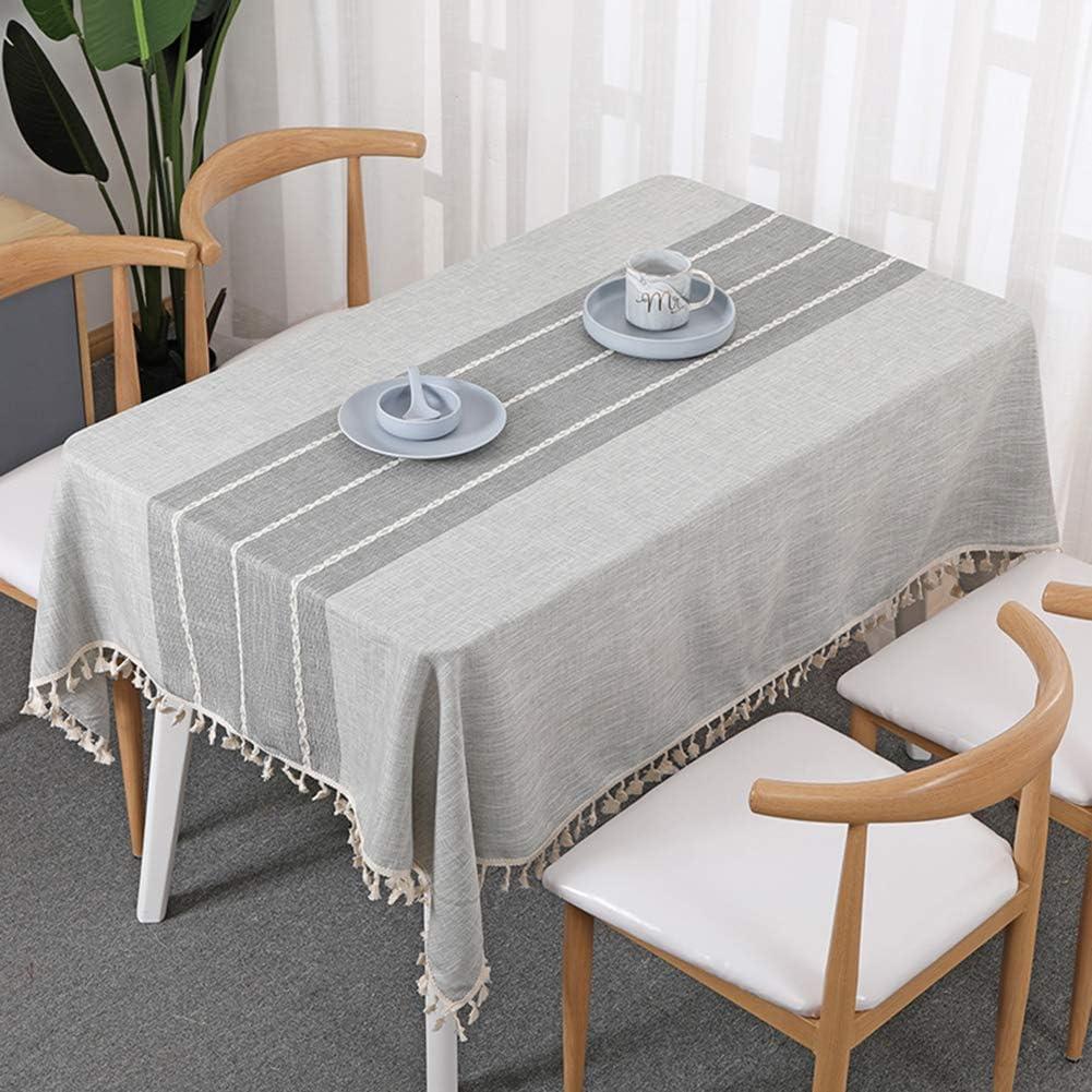 Mantel simple,algodón/antifouling/sin decoloración/antidesgaste ...
