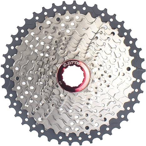 Ztto Bicycle Parts 11-42T - Cassette para bicicleta (11 velocidades): Amazon.es: Deportes y aire libre
