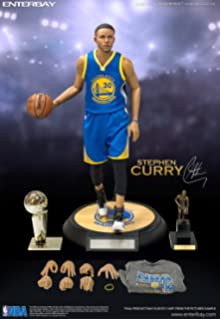 Amazon.com  Enterbay X NBA Collection - Stephen Curry 1 6 Figure 58fccf3c4