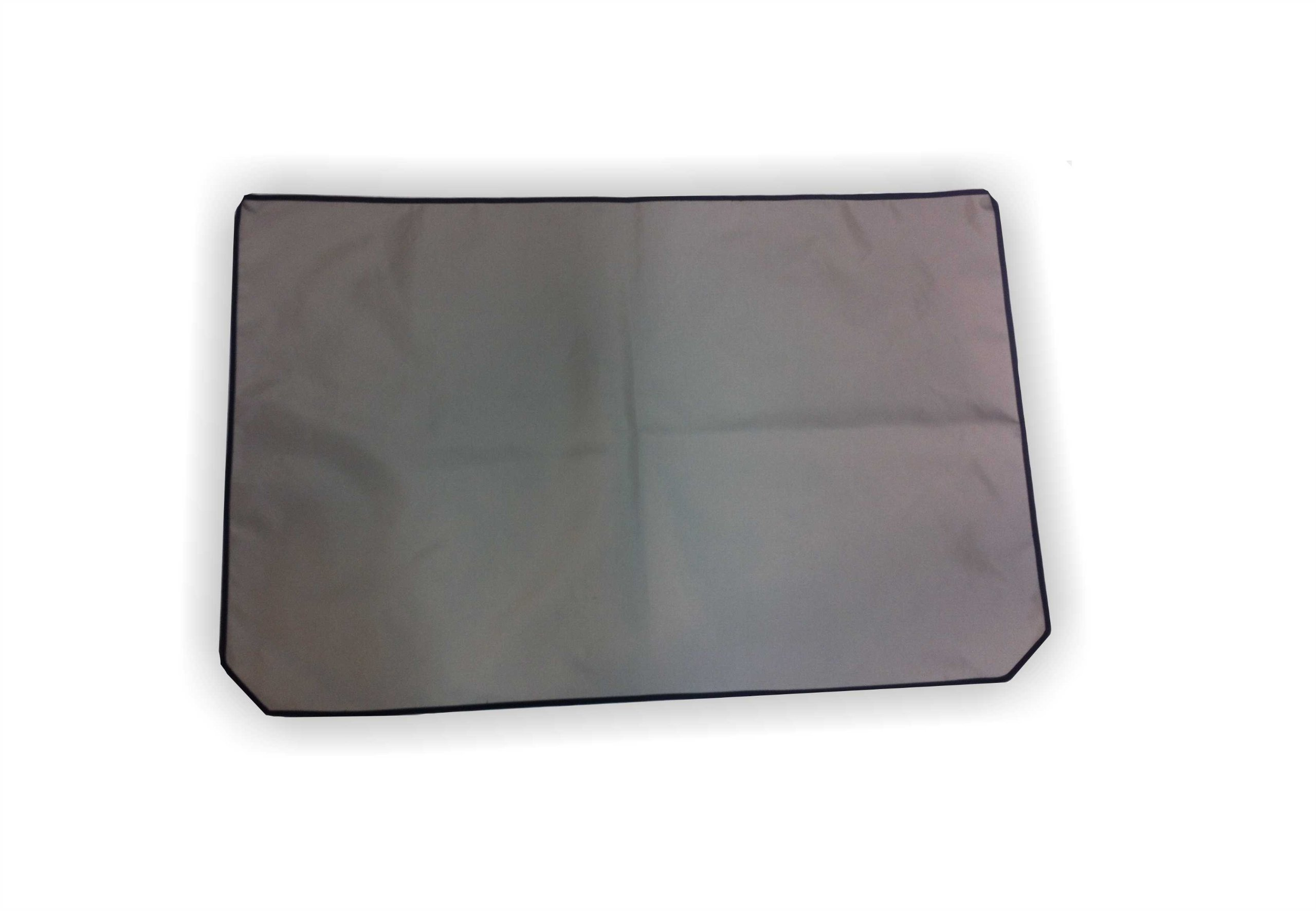Articulating and Large Microscope Gray Nylon Dust Cover--35''w X 22''h by Viziflex