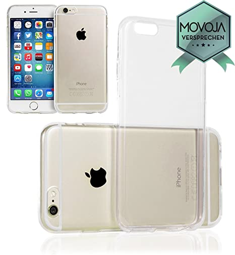 Movoja Crystal - Funda blanda para Apple iPhone 6 ...