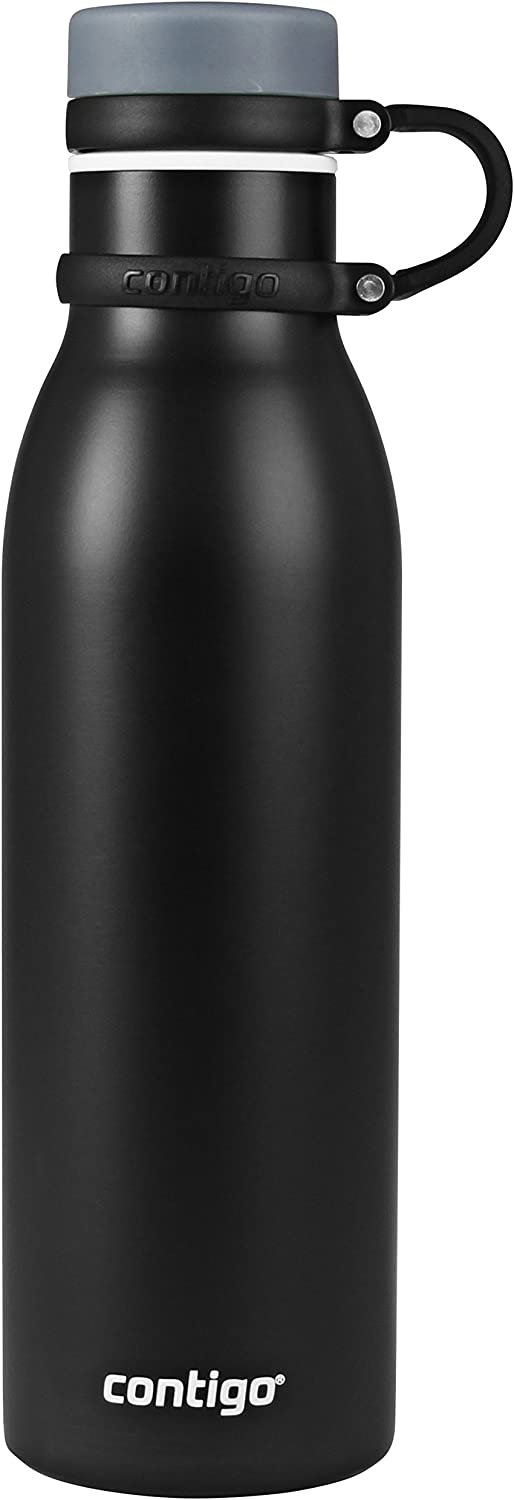 Contigo AUTOSEAL West Loop Vacuum-Insulated Stainless Steel Travel Mug, 16 oz., Stainless Steel