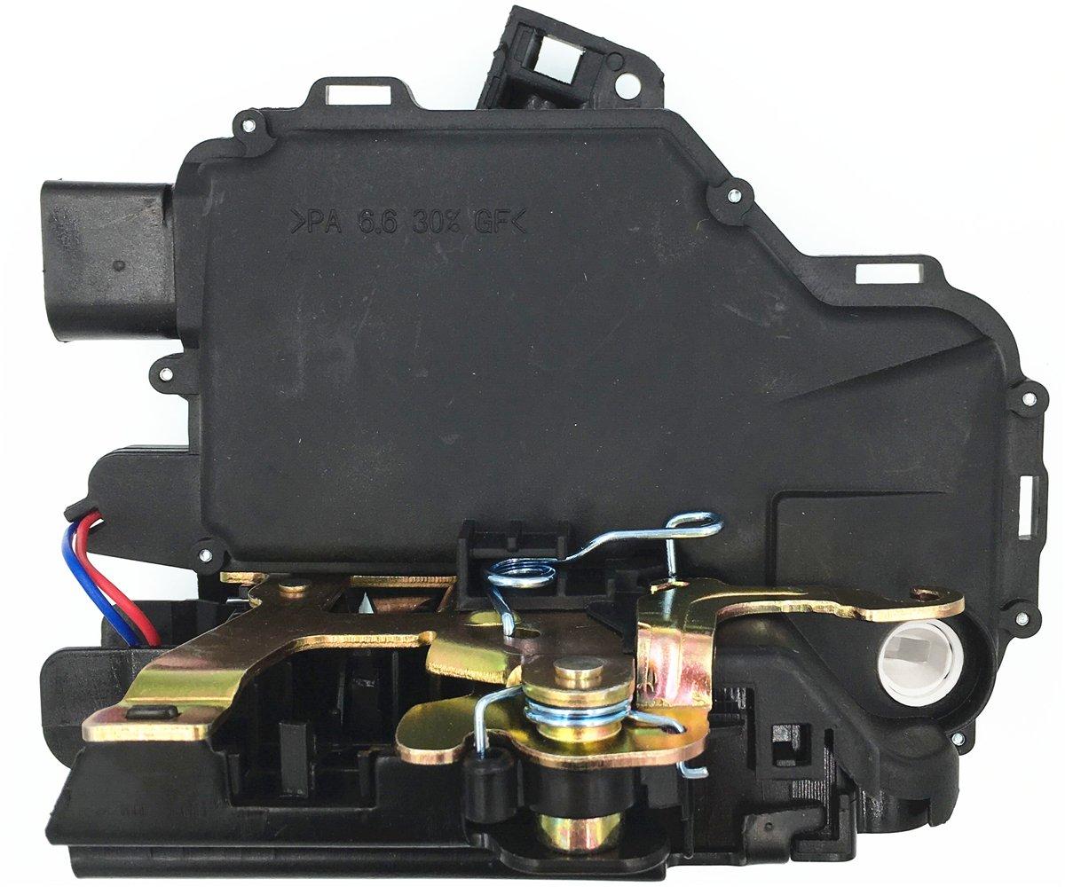 HZTWFC Door Lock Latch Actuator Front Left 3B1837015A