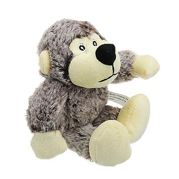 Amazon.com: Monkey Pet peluche juguetes de peluche animal ...