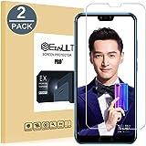 EasyULT [2-Pack] Honor 10 Pellicola Protettiva, 2 Pack Screen Protector Premium Pellicola Protettiva in Vetro Temperato per Honor 10