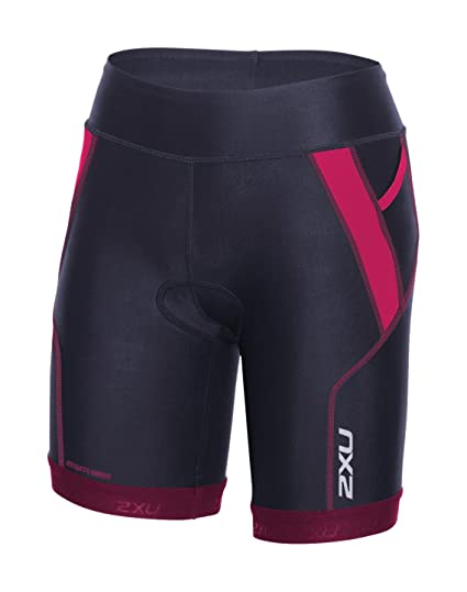 406d7ccdaf585 Amazon.com  2XU Women s Perform Tri Shorts  Sports   Outdoors