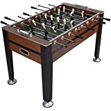 """Goplus 54"""" Foosball Table Soccer Game Table Competition Sized Football Arcade For Indoor Game Room Sport"""