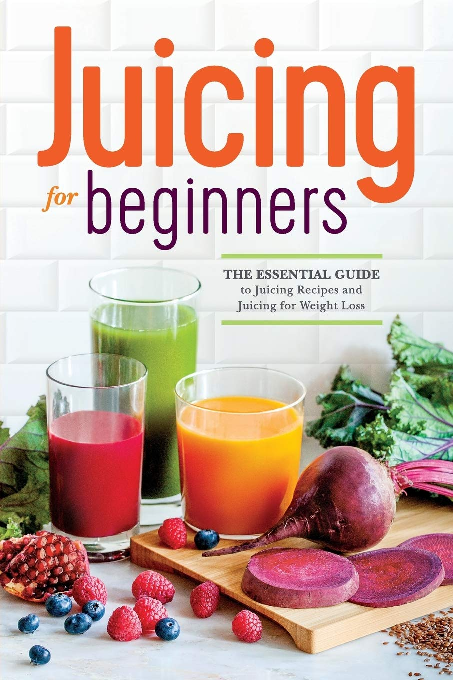 fruits and vegetables juice recipe book
