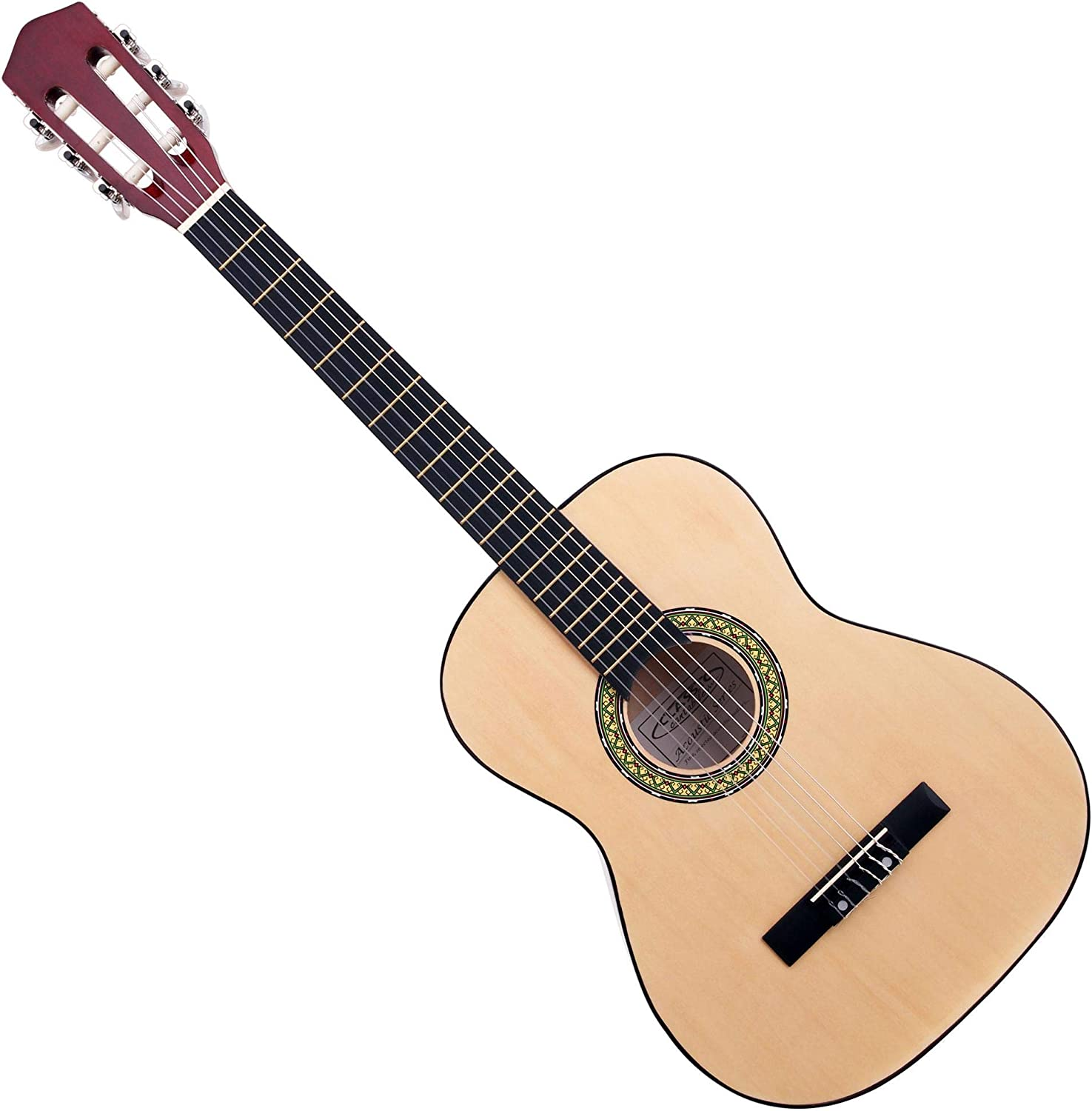 Classic Cantabile Acoustic Series AS-851-L guitarra clasica 3/4 ...