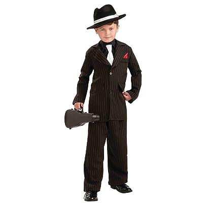 Forum Novelties Children's Littlest Gangster Costume: Toys & Games
