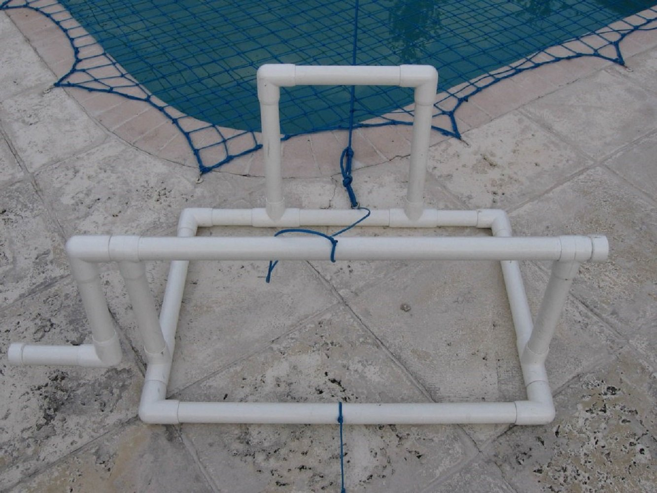 Water Warden WWN1836 Pool Safety Net for Pools Up to 18 by 36-Feet