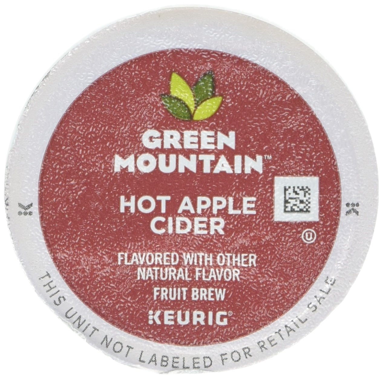 Green Mountain Nautrals Hot Apple Cider, Single-Serve Keurig K-Cup Pods, 96 Count