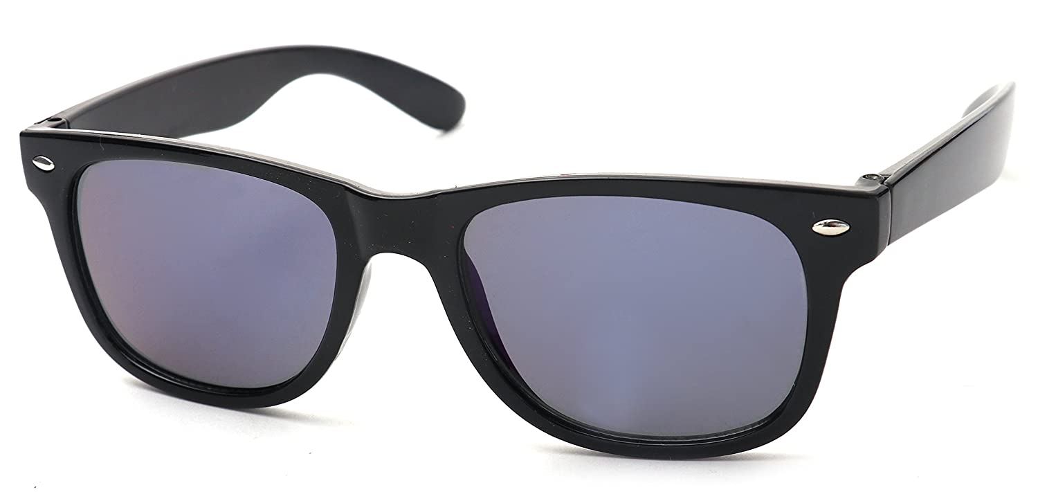 Sunglasses Kids BOY AND GIRL | age 8 to 12 years old | very comfortable & secure | 100% UV protection | ideal gift for kids | Kiddus Junior KI30703