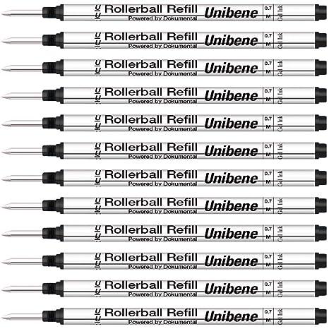 Amazon.com: Unibene Montblanc - Recambios de tinta de gel ...