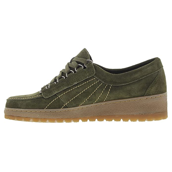 Mephisto Womens Lady Loden Suede Shoes 39 EU 2yrTi4