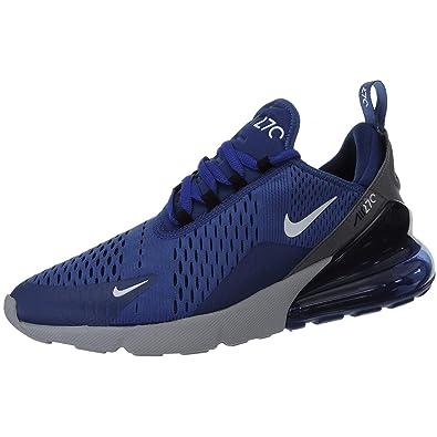 Zapatillas NIKE Air MAX 270 Azul/Gris Hombre 44 Azul: Amazon.es: Zapatos y complementos